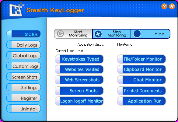 Stealth Keylogger - Review